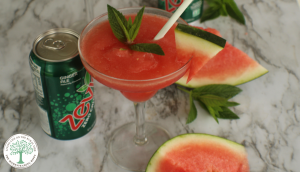 Watermelon Mint Mock-A-Ritas