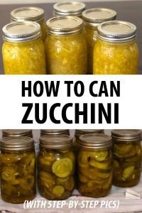 how to can zucchini pin