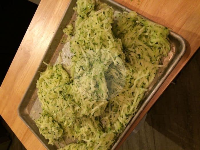 Zucchini Bust