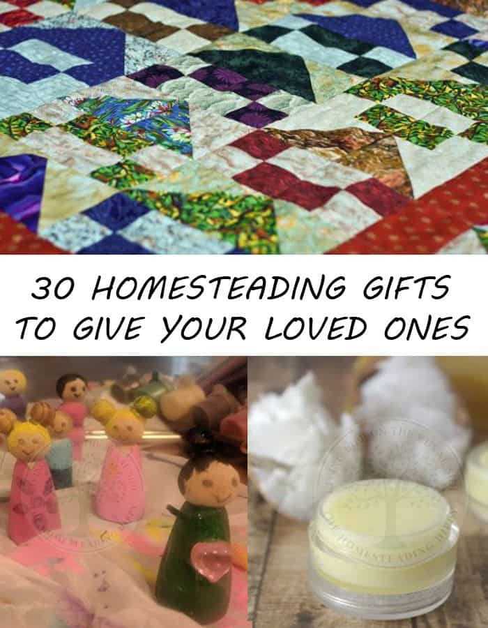 homesteading gifts pin