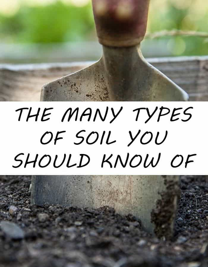 types of soil pin