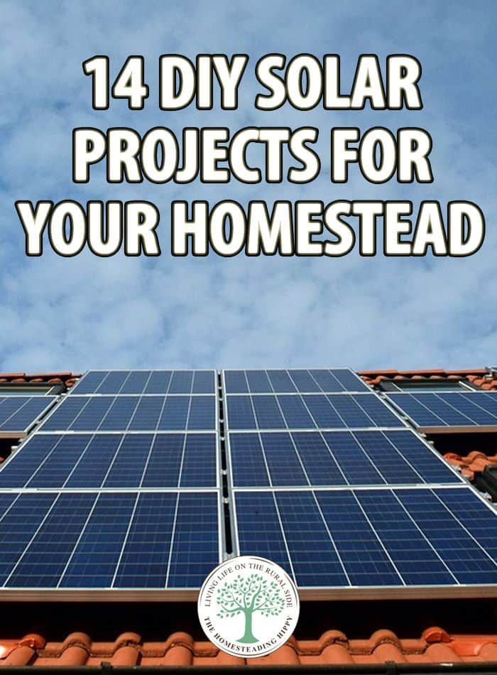 diy solar projects pin