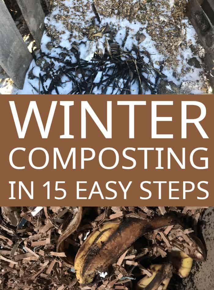 winter composting pin