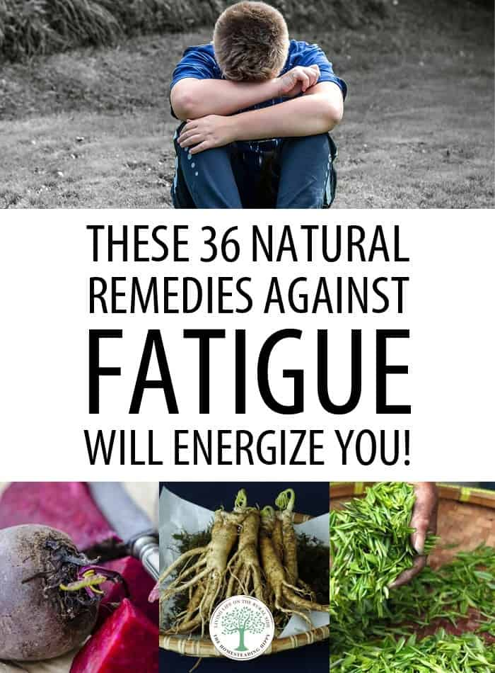 natural remedies fatigue pin