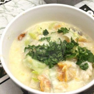 Bowl of cullen skink