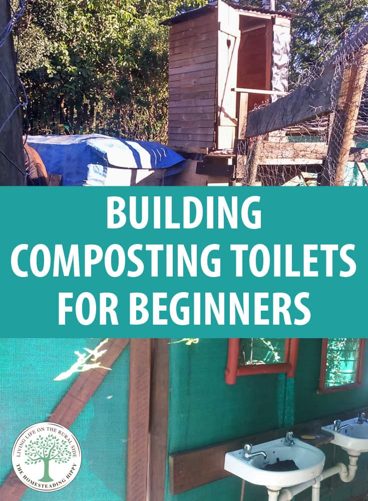 composting toilet pin