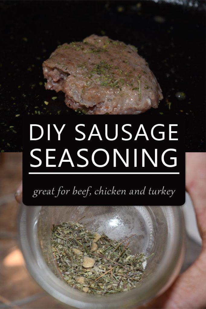 sausage seasoning pin