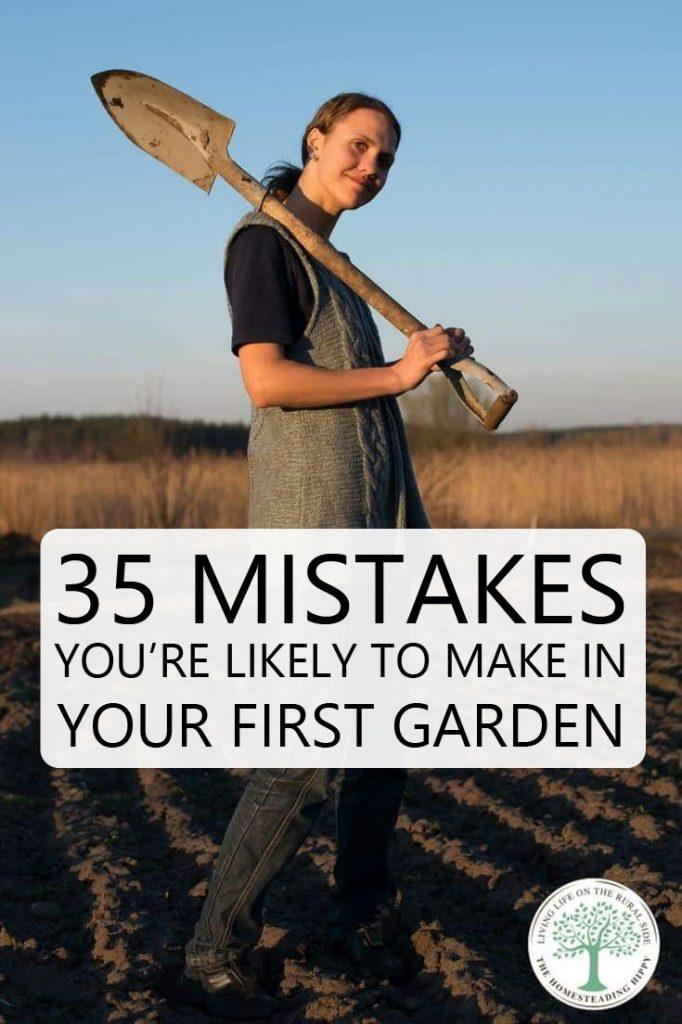 gardening mistakes pin