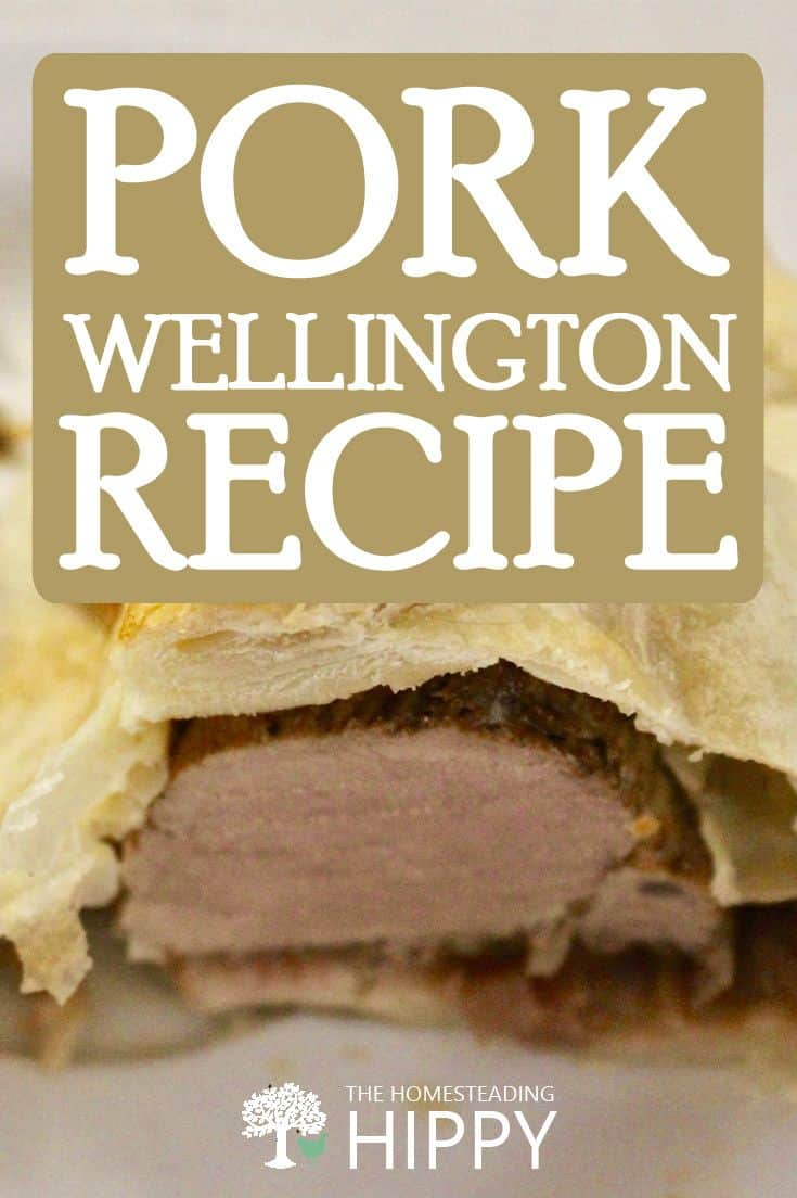 pork wellington pin