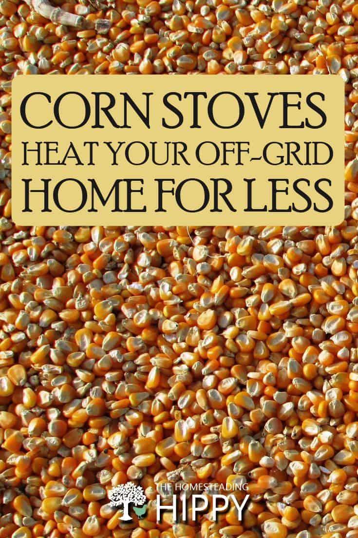 corn stoves fuel pin