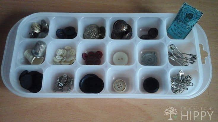ice cube organizer