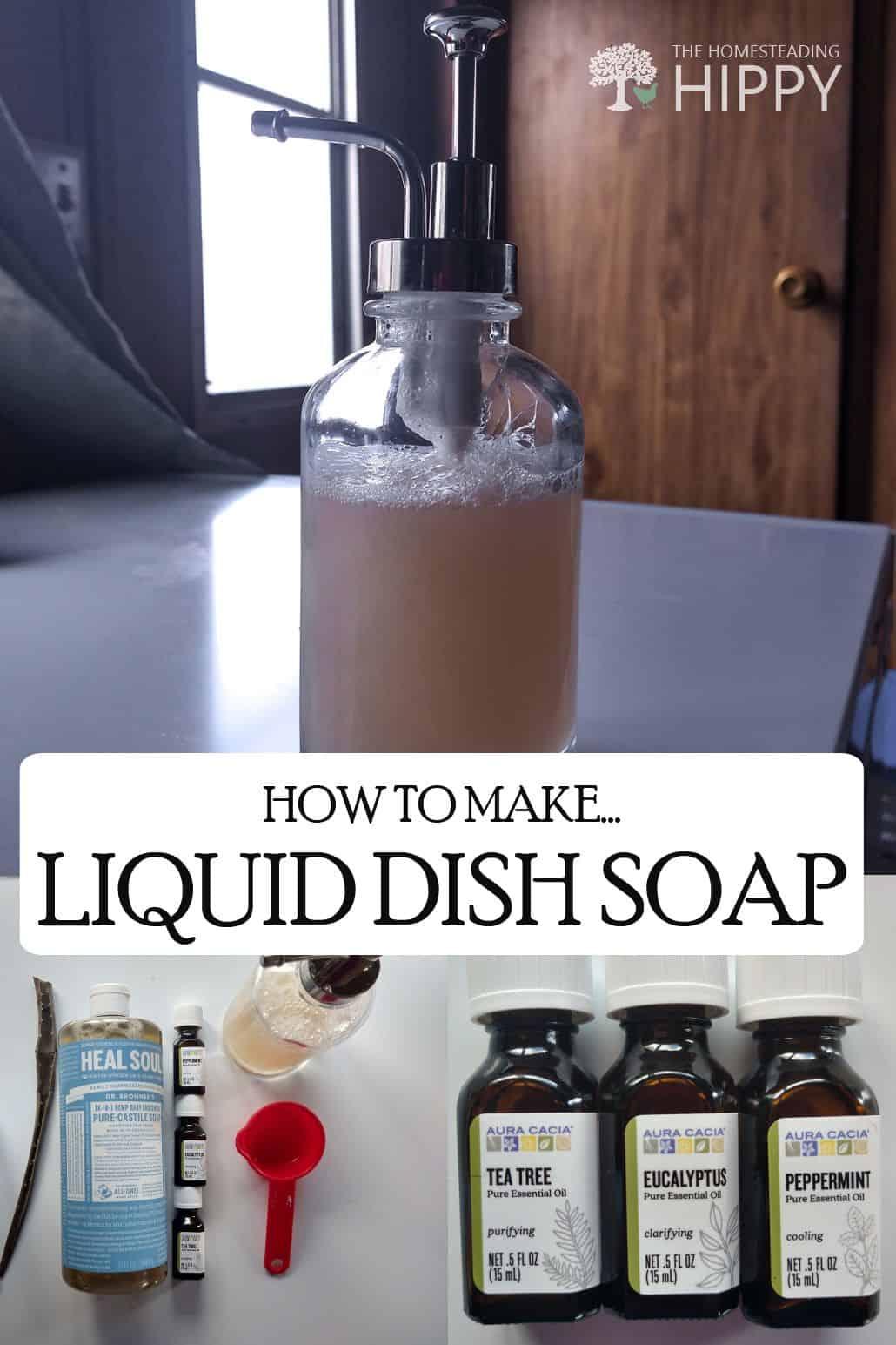 liquid dishsoap pin